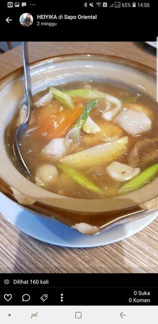 Foto review Sapo Oriental oleh heiyika  3
