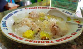 Es Teler Tanjung Anom & Baso Daging Sapi