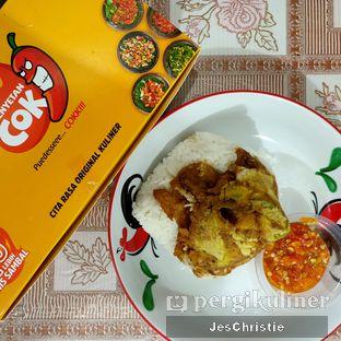 Foto review Penyetan Cok oleh JC Wen 1