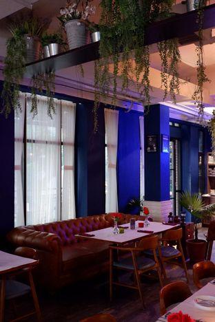 Foto 11 - Interior di Bleu Alley Brasserie oleh yudistira ishak abrar