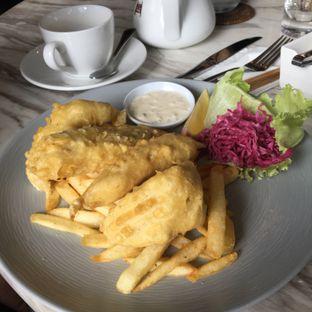 Foto 1 - Makanan(Fish & chip) di Fat Shogun oleh Ria