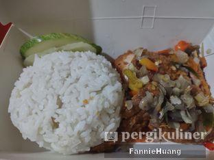 Foto - Makanan di Geprek Gold Chick oleh Fannie Huang  @fannie599