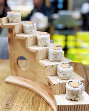 Foto review Okinawa Sushi oleh Marisa Aryani 2