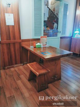 Foto 2 - Interior di Soto Betawi Bang Sawit oleh Syifa