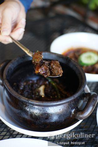 Foto 10 - Makanan di Kambing Babeh Dolof oleh Saepul Hidayat