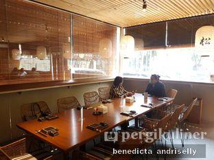 Foto 2 - Interior di Sushi Matsu - Hotel Cemara oleh ig: @andriselly