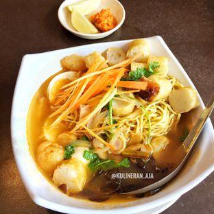 Foto 1 - Makanan(Thai Tom Yum Noodle with Pempek) di Rumah Lezat Simplisio oleh @kulineran_aja