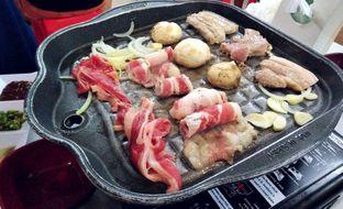 Foto 1 - Makanan di Manse Korean Grill oleh kunyah - kunyah