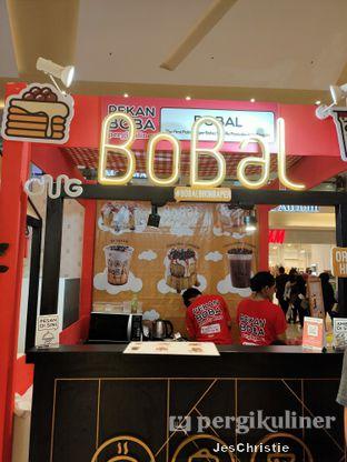 Foto 4 - Interior(Stand Bobal di Pekan Boba Pergikuliner) di BoBaL oleh JC Wen