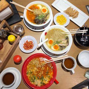 Foto - Makanan di Hakata Ikkousha oleh Stellachubby