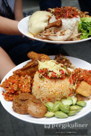 Foto 5 - Makanan di Sambal Khas Karmila oleh Oppa Kuliner (@oppakuliner)