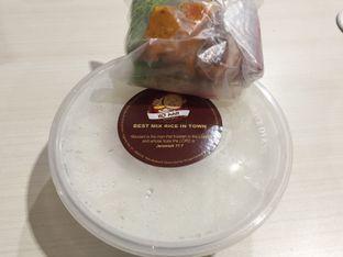 Foto 1 - Makanan di Nasi Campur Ko Aan oleh Marsha Sehan