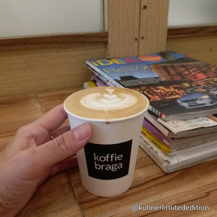 Foto review Koffie Braga oleh Kuliner Limited Edition 1