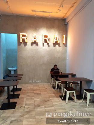 Foto review RARAI oleh Sillyoldbear.id  5