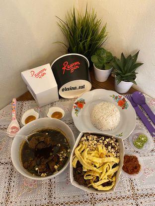 Foto 2 - Makanan di Rawon Bar oleh Levina JV (IG : @levina_eat & @levinajv)