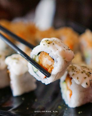 Foto review OTW Sushi oleh @kulineran_aja  4