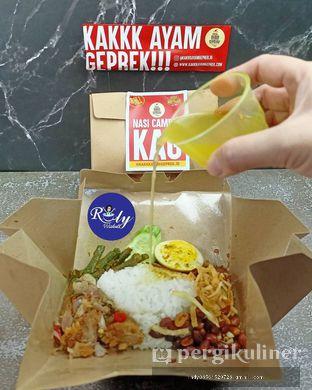 Foto review Kakkk Ayam Geprek oleh Ruly Wiskul 4