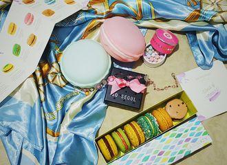 Intip Asal Usul Si Cantik Macaron yang Cerahkan Harimu