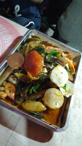 Foto 1 - Makanan di Seafood Kiloan Bang Bopak oleh Afrizal Azhar