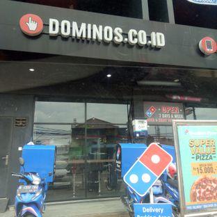 Foto review Domino's Pizza oleh Tyara  1
