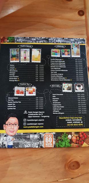 Foto 2 - Menu di Pasta Kangen oleh Meri @kamuskenyang