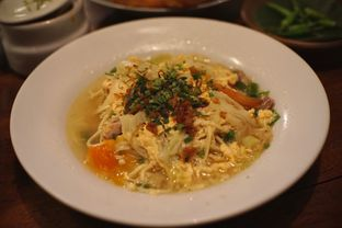 Foto 1 - Makanan di Bakmi Jogja Bengawan oleh Fadhlur Rohman