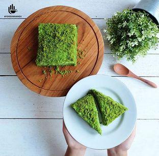 Foto 2 - Makanan(Yogurt Green Tea Velvet from @yoichizfood) di Yoichiz Food oleh Foodinhands Community IG  : @foodinhands