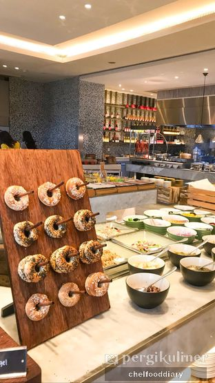 Foto review The Lobby Lounge - Sheraton Grand Jakarta Gandaria City Hotel oleh Rachel Intan Tobing 11
