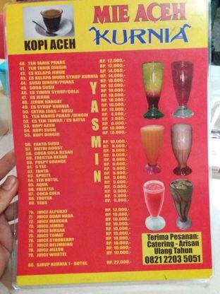 Foto review Mie Aceh Kurnia oleh David  7