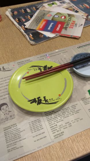 Foto review Itacho Sushi oleh @makansamaoki  6
