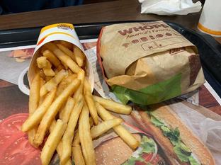 Foto 1 - Makanan di Burger King oleh Mitha Komala