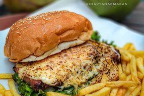 Foto Biang Burger
