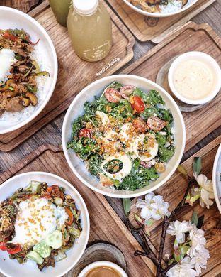 Foto 1 - Makanan(Kyuri caesar) di Kyuri oleh Stellachubby