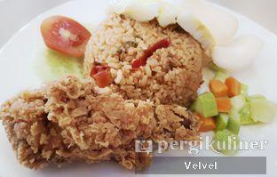 Foto - Makanan(Super Fried Rice) di AH Resto Cafe oleh Velvel