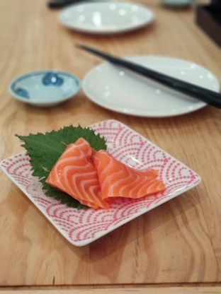 Foto review Nama Sushi by Sushi Masa oleh Eunice   3