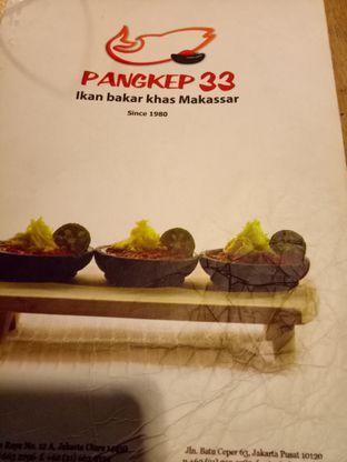 Foto 5 - Menu di Pangkep 33 oleh @duorakuss