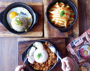 Foto 2 - Makanan di Ow My Plate oleh Mariane  Felicia