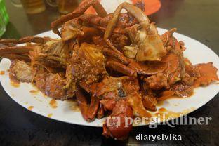 Foto 1 - Makanan(kepiting asam manis) di Kepiting Cak Gundul 1992 oleh diarysivika