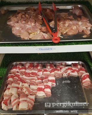 Foto 2 - Makanan di Sakabe Buffet oleh William Wilz