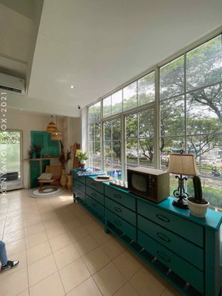 Foto 12 - Interior di Baparapi Kopi oleh Vionna & Tommy