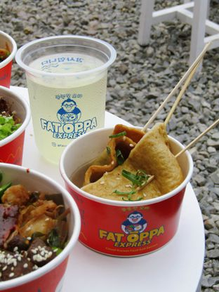 Foto review Fat Oppa Express oleh Kuliner Addict Bandung 4
