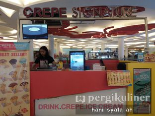 Foto review Crepe Signature oleh Hani Syafa'ah 1