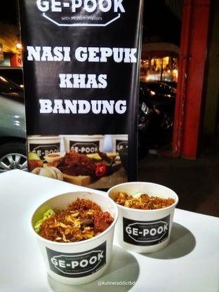 Foto 3 - Makanan di Ge-Pook oleh Kuliner Addict Bandung