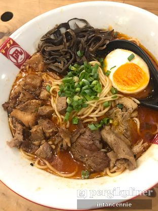 Foto 2 - Makanan di Universal Noodle Ichiro Chazuke Ramen Market oleh bataLKurus