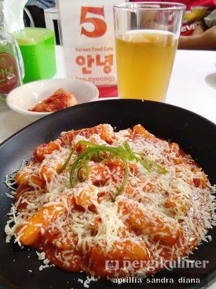 Foto - Makanan(Cheese Tteokpokki) di An.Nyeong oleh Diana Sandra