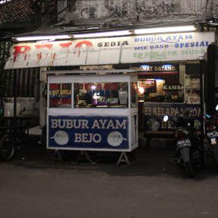 Foto 2 - Eksterior di Bubur Ayam Bejo Special Kosambi oleh Bandung Bersua