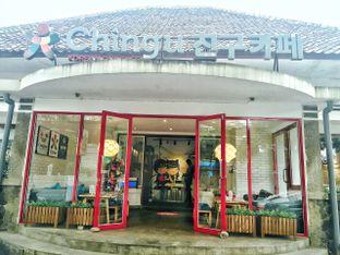 Foto 2 - Eksterior di Chingu Korean Fan Cafe oleh Astrid Huang | @biteandbrew