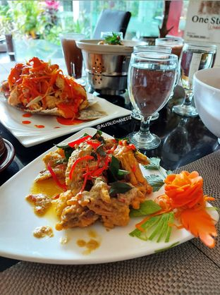 Foto 3 - Makanan di Istana Nelayan - Istana Nelayan Hotel oleh Alvin Johanes