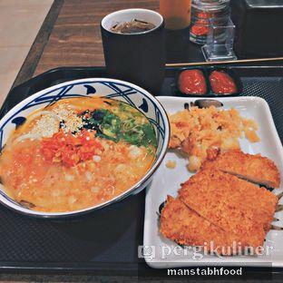 Foto - Makanan di Marugame Udon oleh Sifikrih   Manstabhfood