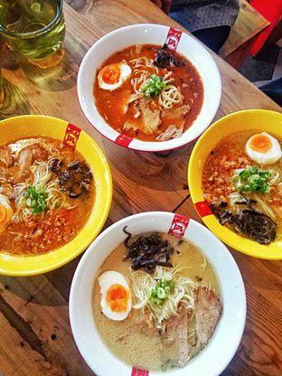 Foto review Universal Noodle Ichiro Ramen Market oleh duocicip  7
